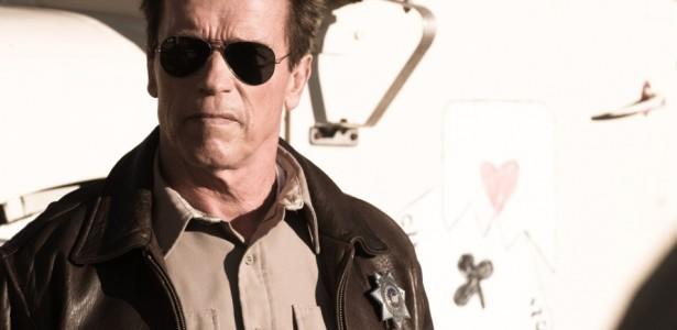 Arnold Schwarzenegger em Last Stand