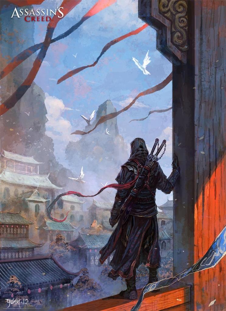 Assassins Creed China 01