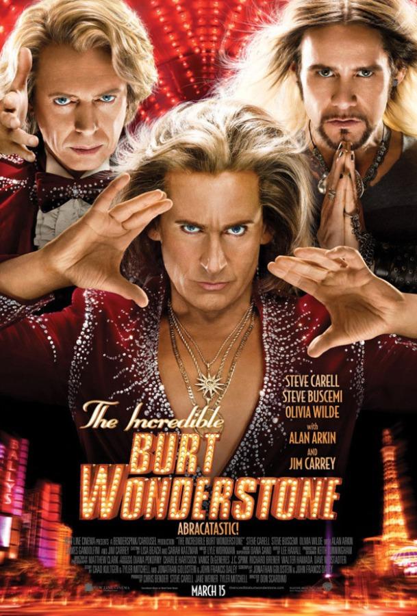 Burt Wondestone Poster