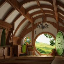 Rumor do Dia: A Universal está tentando construir um parque temático da Terra Média?