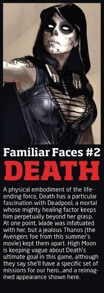 Deadpool Morte