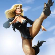 A Canário Negro original participará de Arrow