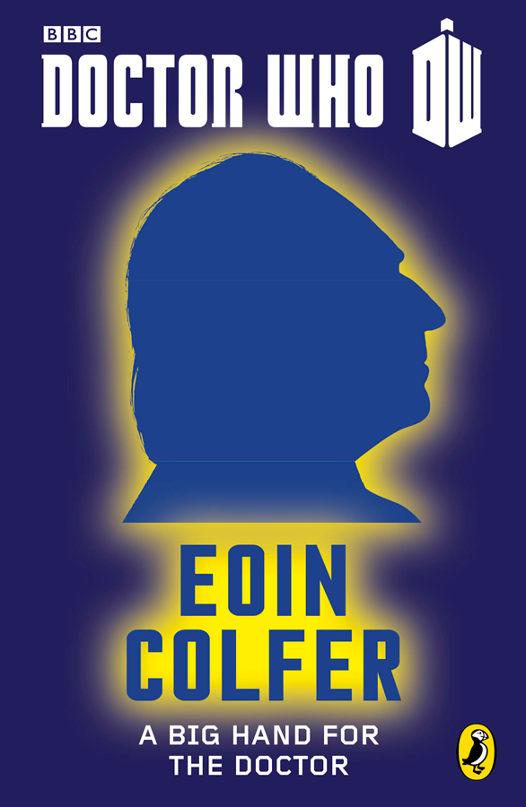 Doctor Who Eoin Colfer