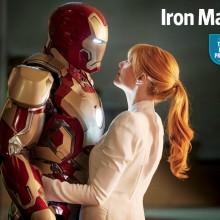 Homem de Ferro 3, The Wolverine e O Homem de Aço ganham novas imagens