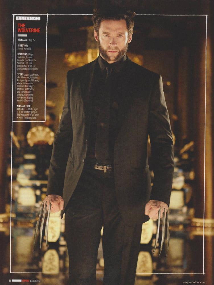 Empire The Wolverine 01
