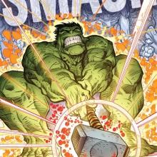 A nova mensal do Hulk vai trocar de desenhista?