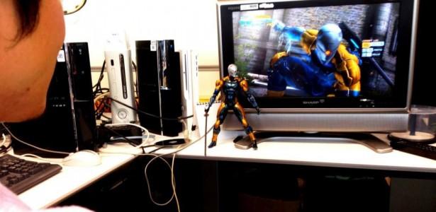 MGR Cyborg Ninja 02