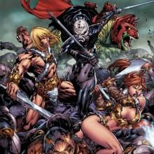 DC anuncia mensal de Mestres do Universo