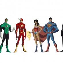 E se a Liga da Justiça de Os Novos 52 ganhasse uma série animada?