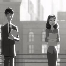 Assista a Paperman, curta animado da Disney