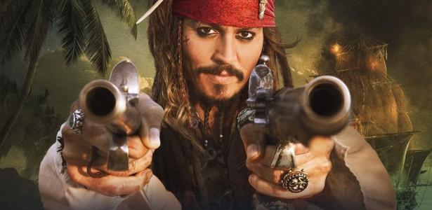 Piratas do Caribe 5 data