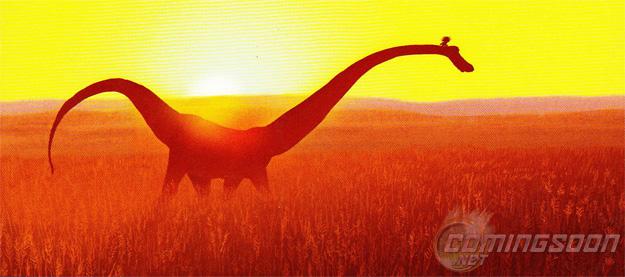 Pixar Dinossauros