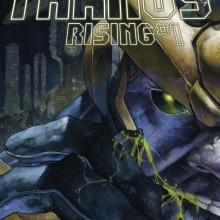 Marvel anuncia minissérie com origem de Thanos