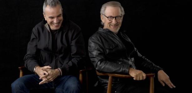 Daniel Day-Lewis e Steven Spielberg