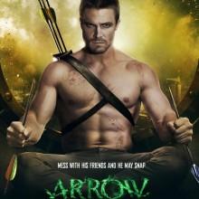 Arrow é renovada para a segunda temporada!
