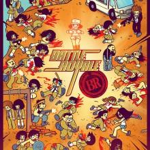 E se o criador de Scott Pilgrim desenhasse Battle Royale?