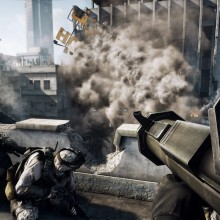 EA anda exibindo um preview de Battlefield 4 para lojistas