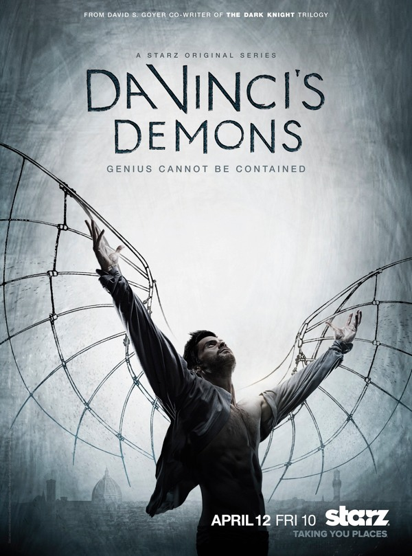 Da Vincis Demons Poster