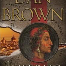 Inferno, novo livro de Dan Brown, ganha capa