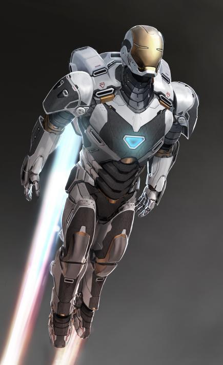 Homem de Ferro 3 Arte Rumor 01