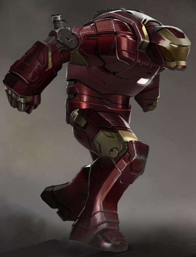 Homem de Ferro 3 Arte Rumor 02