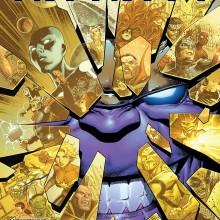 Marvel prepara crossover com Thanos para ser lançado no Free Comic Book Day