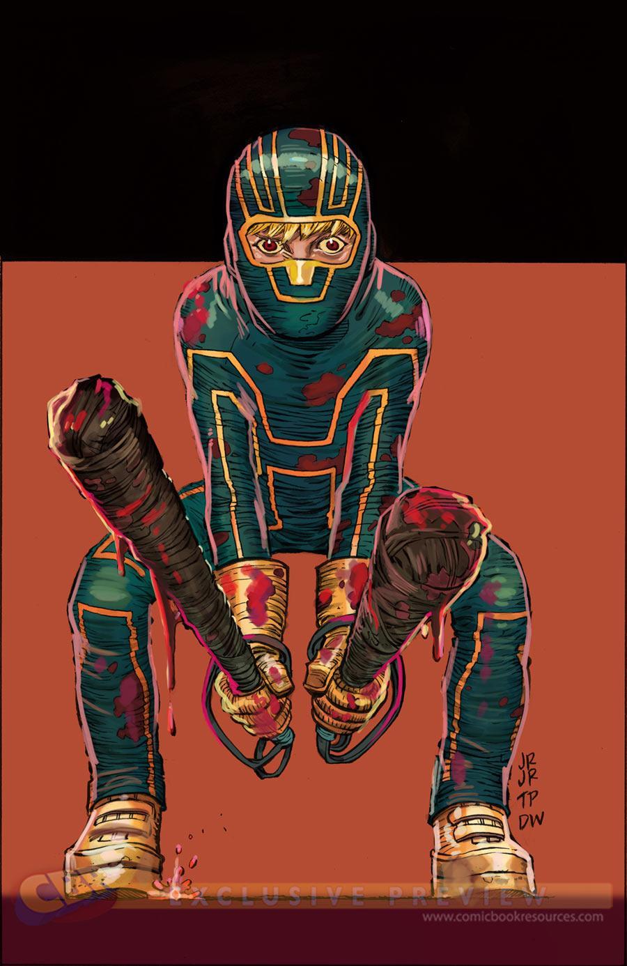 Kick-Ass 3 Arte 01
