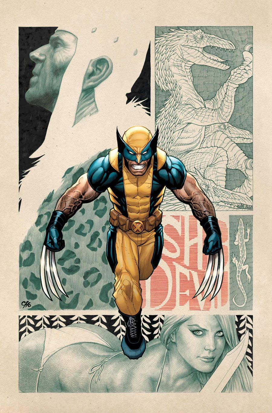 Wolverine Morte