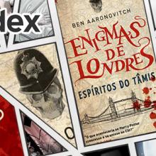 Dica de Livro: Enigmas de Londres | Videocast | Iradex 37