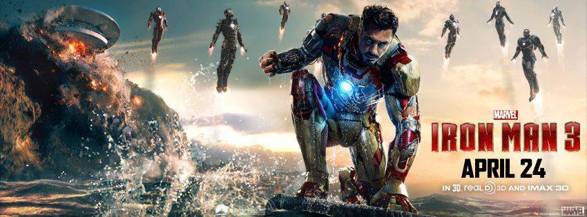 News: Novo trailer de Homem de Ferro 3 6