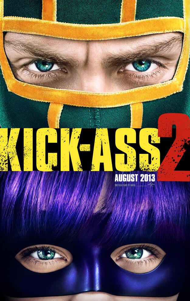 Kick-Ass-2 Poster