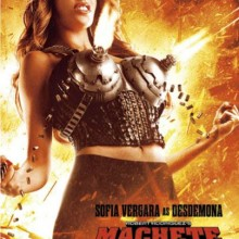 Sofia Vergara aparece no novo pôster de Machete Kills