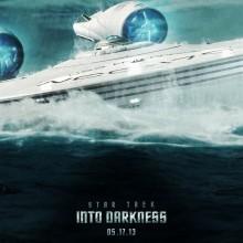 Além da Escuridão – Star Trek ganha novo pôster