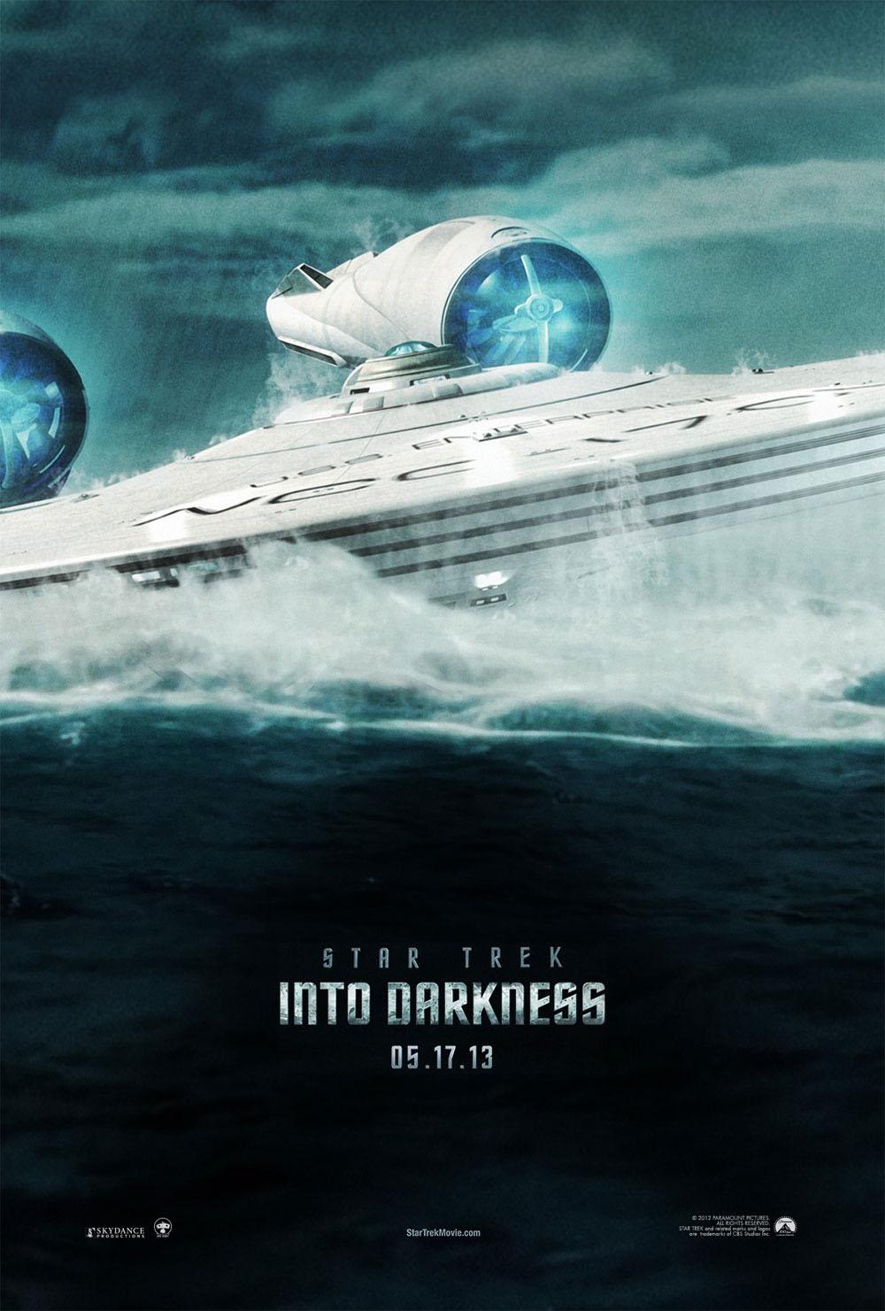 Star Trek Into Darkness Cartaz