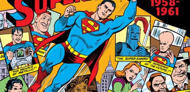 Superman Tirinhas