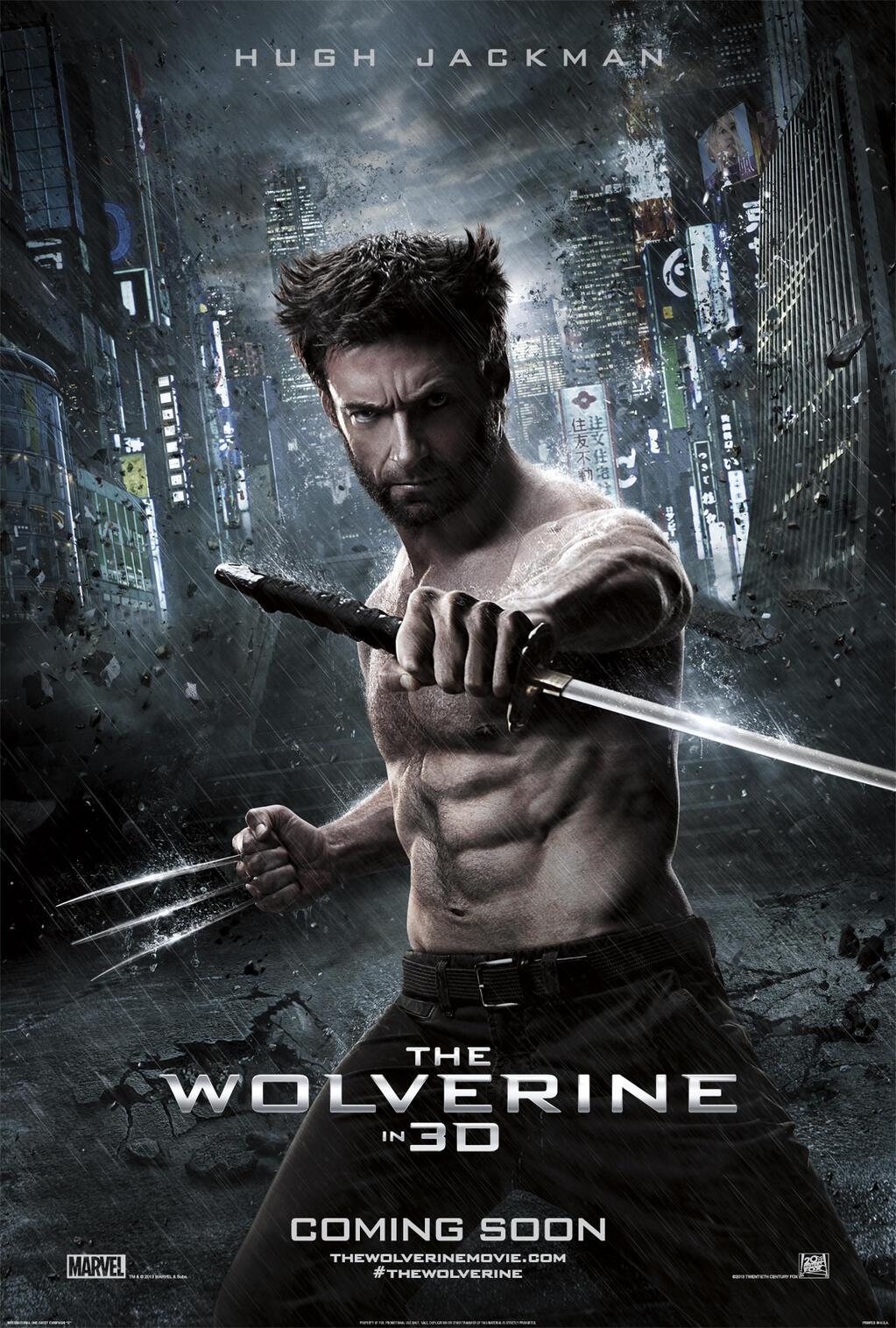 Wolverine Imortal Poster 03