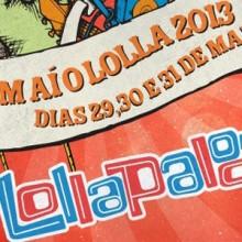 Vem aí o Lollapalooza 2013!