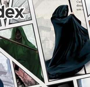 Distopia, Mago Negro e MRG | Videocast | Iradex 40