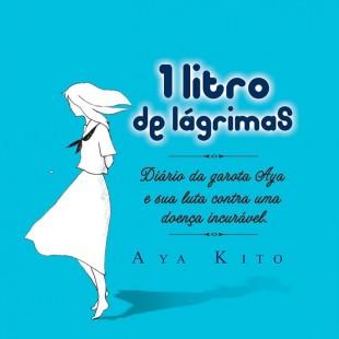 NewPOP vai lançar livro 1 Litro de Lágrimas no Brasil