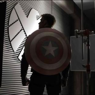 E essa é a primeira imagem oficial de Capitão América: O Retorno do Primeiro Vingador