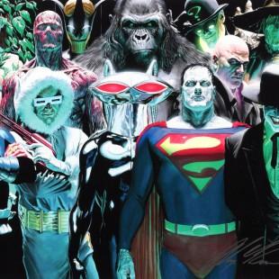 DC confirma Mês dos Vilões em Setembro!