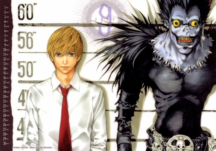 Death Note russia