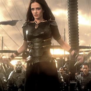 Primeira imagem de Eva Green em 300: A Ascensão de Um Império