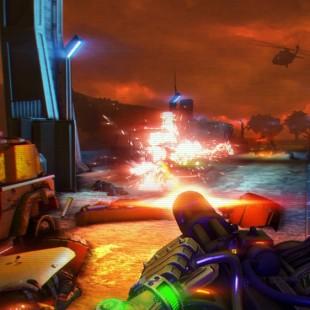 Saem as primeiras imagem de Far Cry 3: Blood Dragon