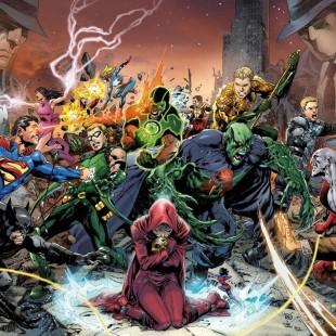 Já temos informações sobre a Trinity War, saga da DC de 2013