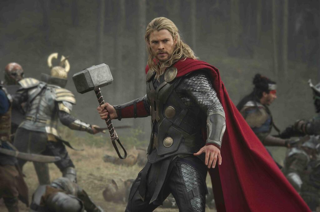 Thor 2 Chris Hemsworth
