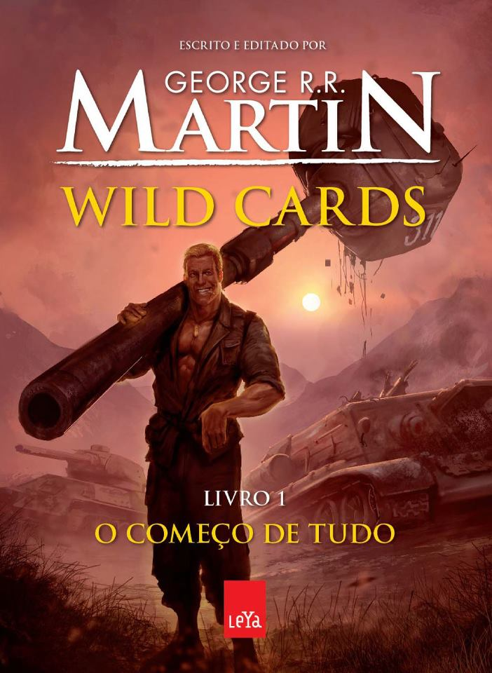 Wild Cards capa