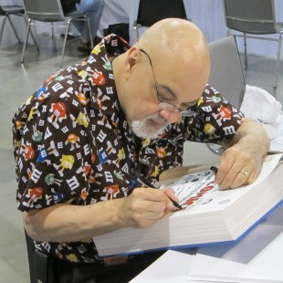 George Pérez estará no FIQ 2013!