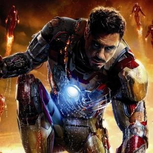 Novo comercial de TV de Homem de Ferro 3 tem cenas inéditas!