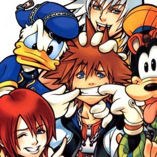 Mangá de Kingdom Hearts chega em maio pela Editora Abril